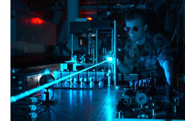 A photon packed laser